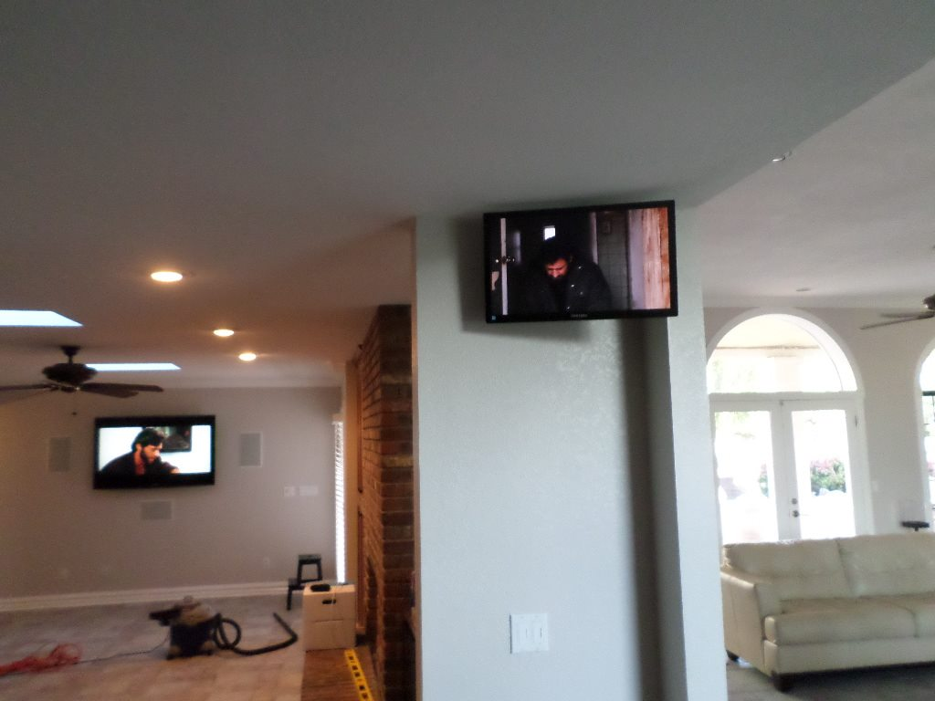 Here is my latest install