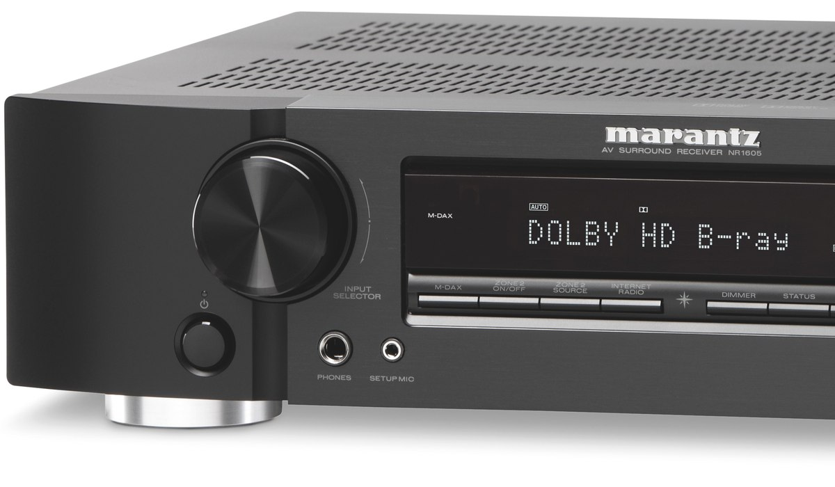 Marantz NR1605 Review